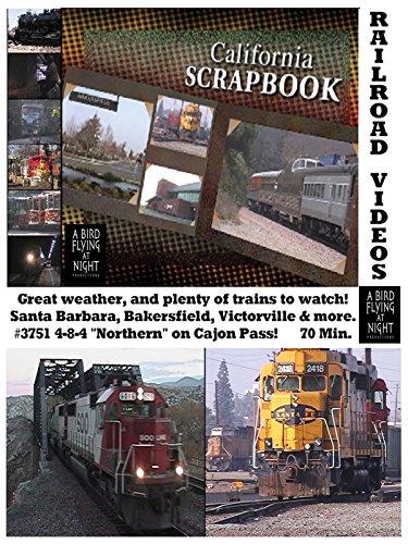 Great Northern Depot - California Scrapbook