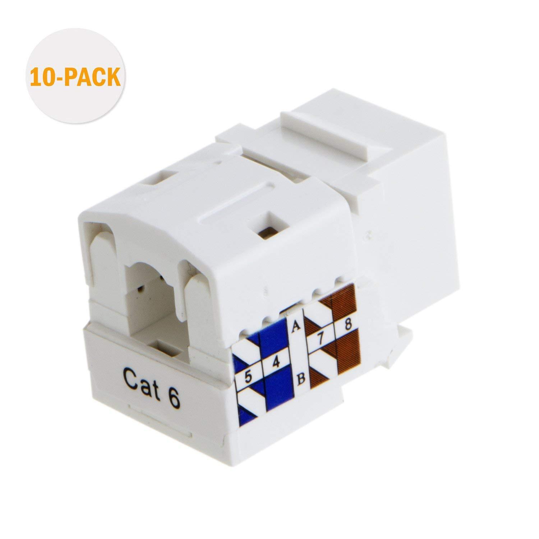 Connector Cat 6 Wiring Diagram Cat5 Keystone Jack Wiring Diagram Cat 6