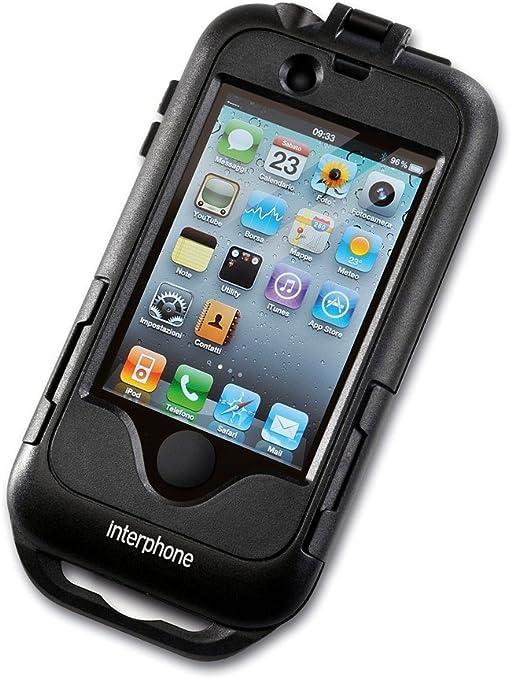 Cellular Line SSCIPHONE4 - Soporte (Mobile Phone/Smartphone, Pasivo, Scooter, 360°, 14 cm, 8 cm): Amazon.es: Electrónica