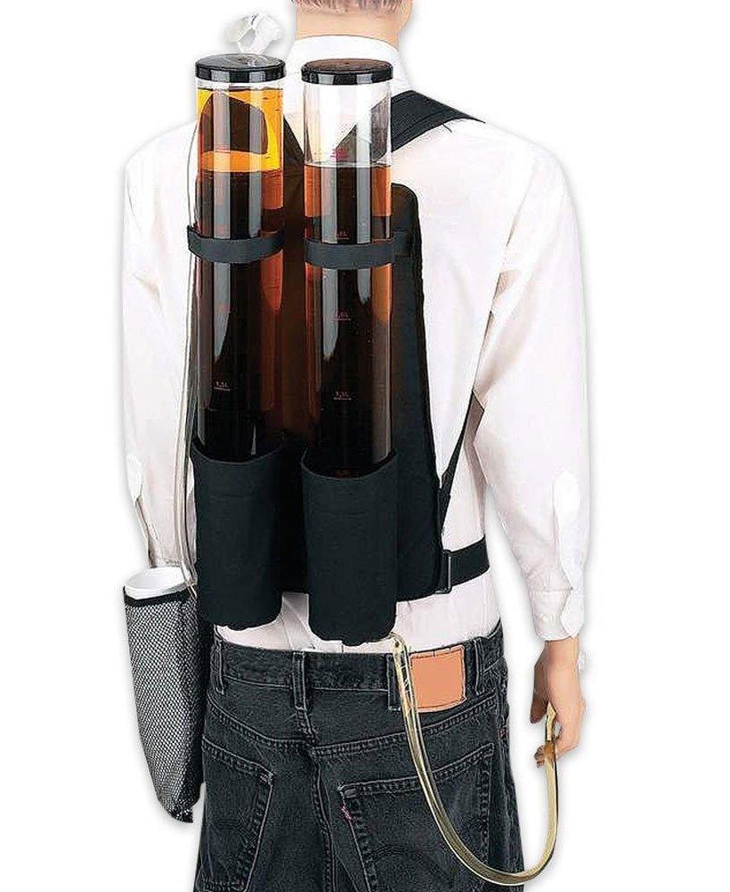 Wyndham House™ Dual Tank Double Beverage Dispenser Backpack-6+ Quarts