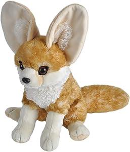 Wild Republic Fennec Fox Plush, Stuffed Animal, Plush Toy, Gifts for Kids, Cuddlekins, 12 Inches