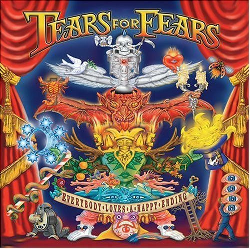 Everybody Loves a Happy Ending by Tears for Fears (2004) Audio CD Everybody Happy Cd