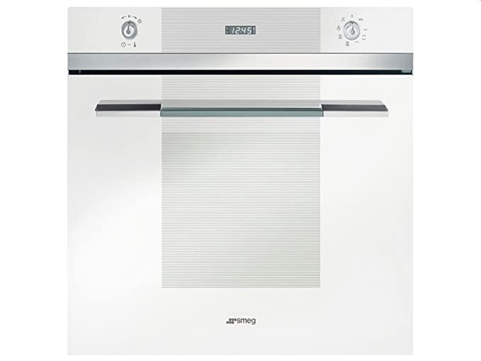 Smeg SFT105B - Horno (Integrado, Eléctrico, A, Color blanco ...