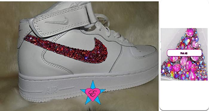 Amazon.com  Custom Jewels Gems Air Force 1  7a8a9edd8