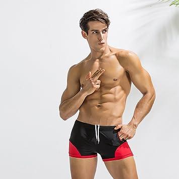 Running Ropa YUCH Pantalones De Natación para Hombres