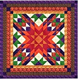Easy Quilt Kit Autumn Star/Queen/Expedited Shipping