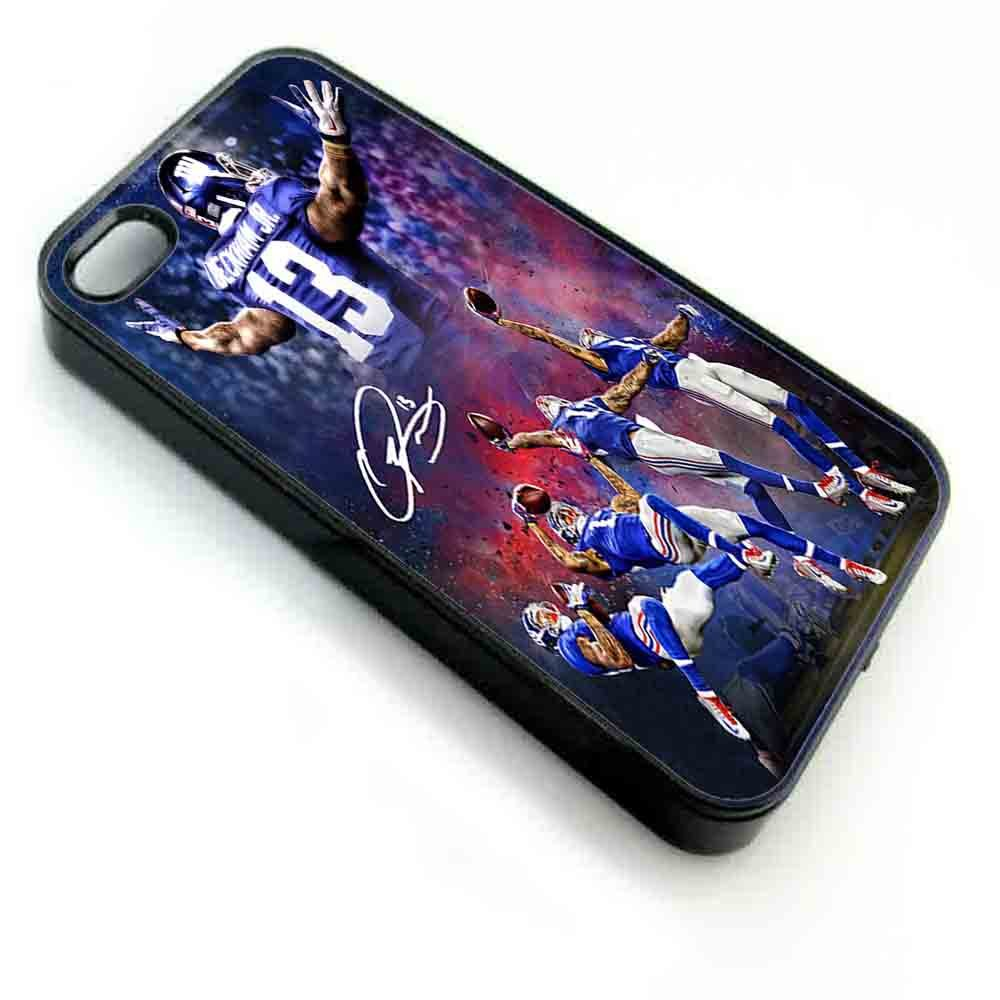 odell beckham jr one handed, Iphone Case Cover iPhone 6 plus black