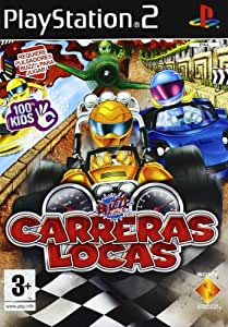 Buzz! Junior: Carreras Locas