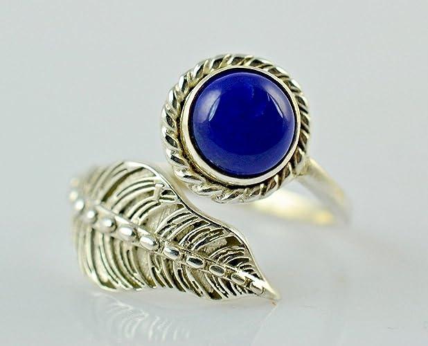 plus grand choix de 2019 modèles à la mode incroyable sélection Anello con lapislazzuli, anello in argento con lapislazzuli ...