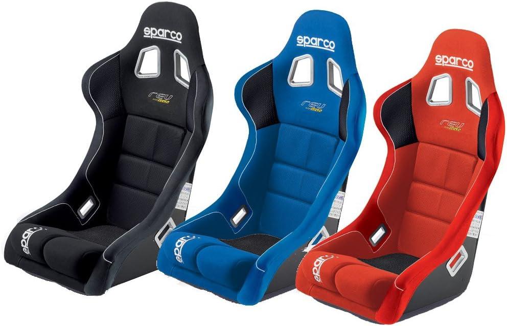 Sitz Sparco Rev Grp Tech Blau Unique Auto