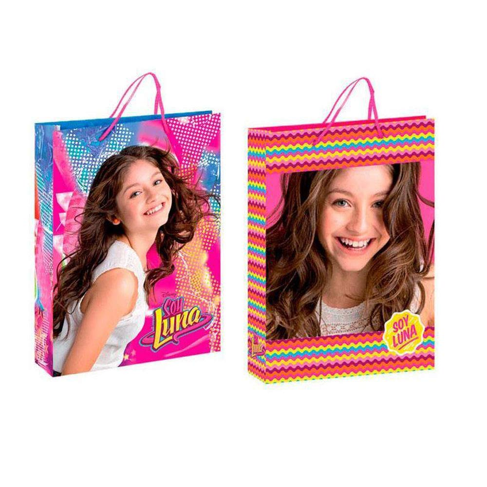 Amazon.com: Soy Luna Party Supplies Pack for 16 Guests Disney Plates Cups Napkins Gift Bag: Toys & Games