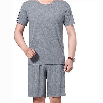 RMJAI Hombre, Camiseta de Verano y Conjunto Corto, Dos ...