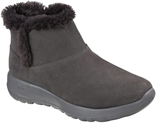Skechers Damen On The go Joy Bundle Up Kurzschaft Stiefel