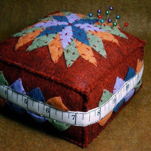 Handmade Large Quilt Top Pincushion - Custom Made to Order ()