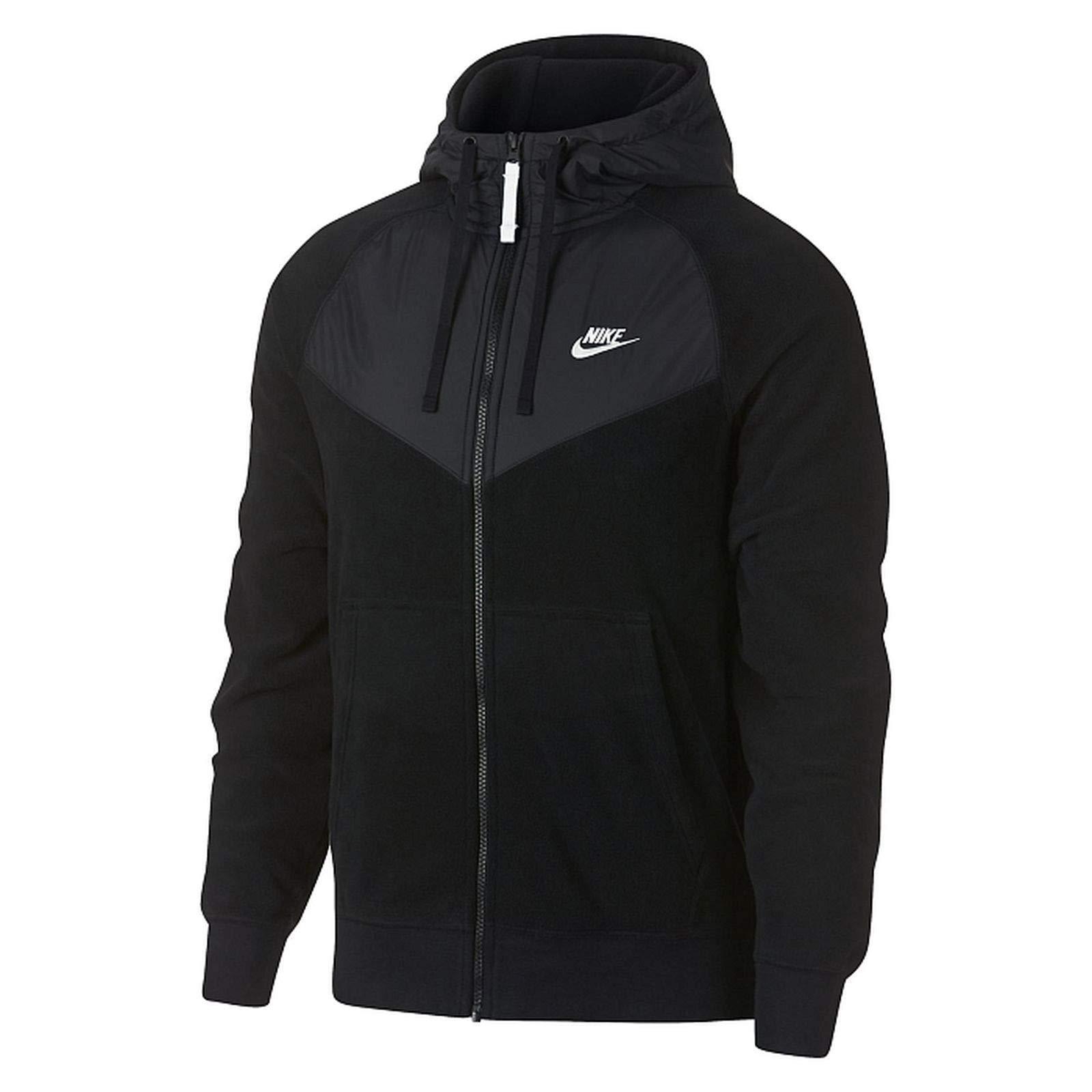 Nike Men's Polar Fleece Sportwear Casual Hoodie