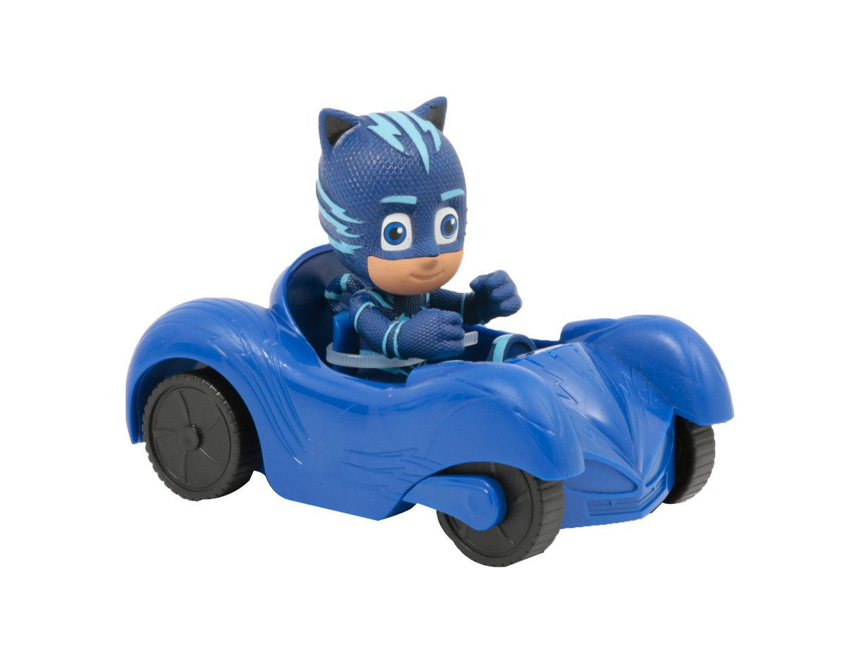 Pyjamasques PJ Masks - PJM06 - Cuartel General: Amazon.es: Juguetes y juegos