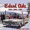 Ford Edsel Ads, 1958-1959-1960