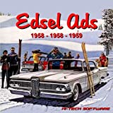 Edsel Ads 1958 - 1959 - 1960, Harry Ilaria, 1928618553