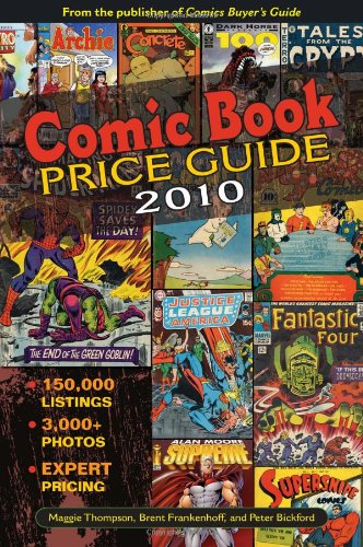 Comic Book Price Guide (COMICS VALUES ANNUAL)