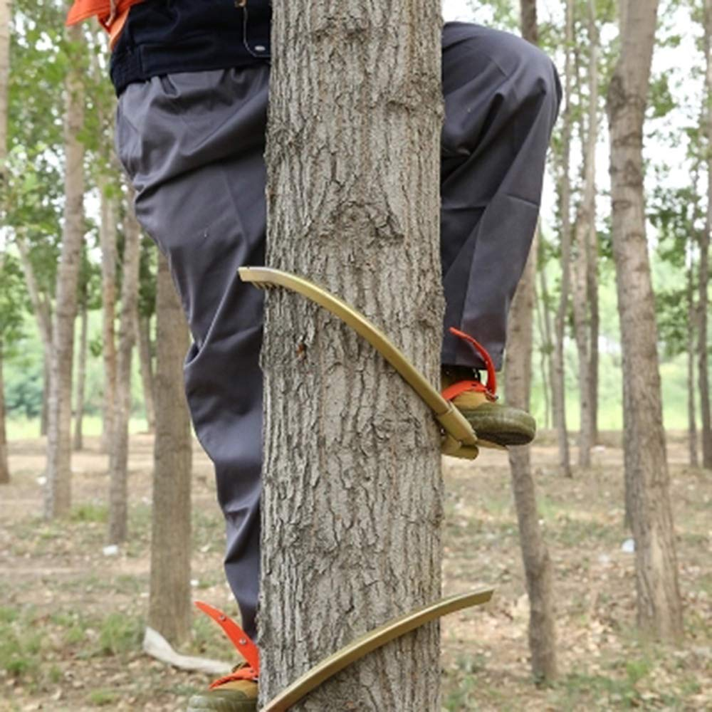 350 GOOG Tree Climbing Equipment,Electrician Foot Buckle Climbing