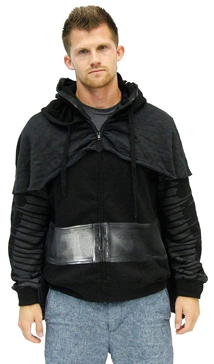 Star Wars I Am Kylo Ren Adult Zip Up Costume Hoodie