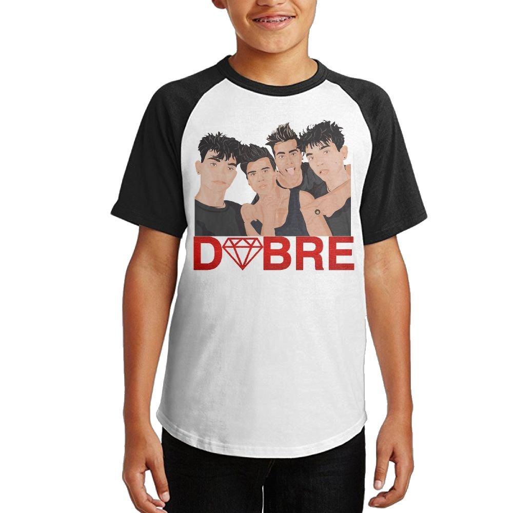 Delphia N Conner Children Dobre Brothers Logo Classic Tshirt Boys