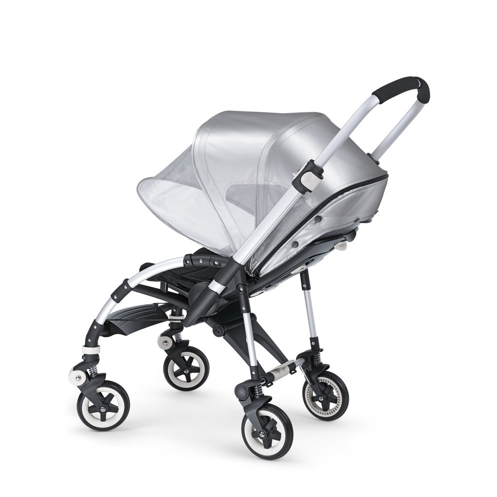 Amazon.com Bugaboo Bee Breezy Sun Canopy Silver (Discontinued by Manufacturer) (Discontinued by Manufacturer) Baby  sc 1 st  Amazon.com & Amazon.com: Bugaboo Bee Breezy Sun Canopy Silver (Discontinued by ...