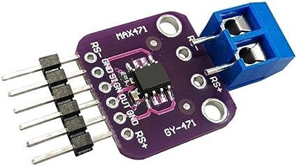 MAX471 3A Sensore Di Tensione Modulo Per Arduino