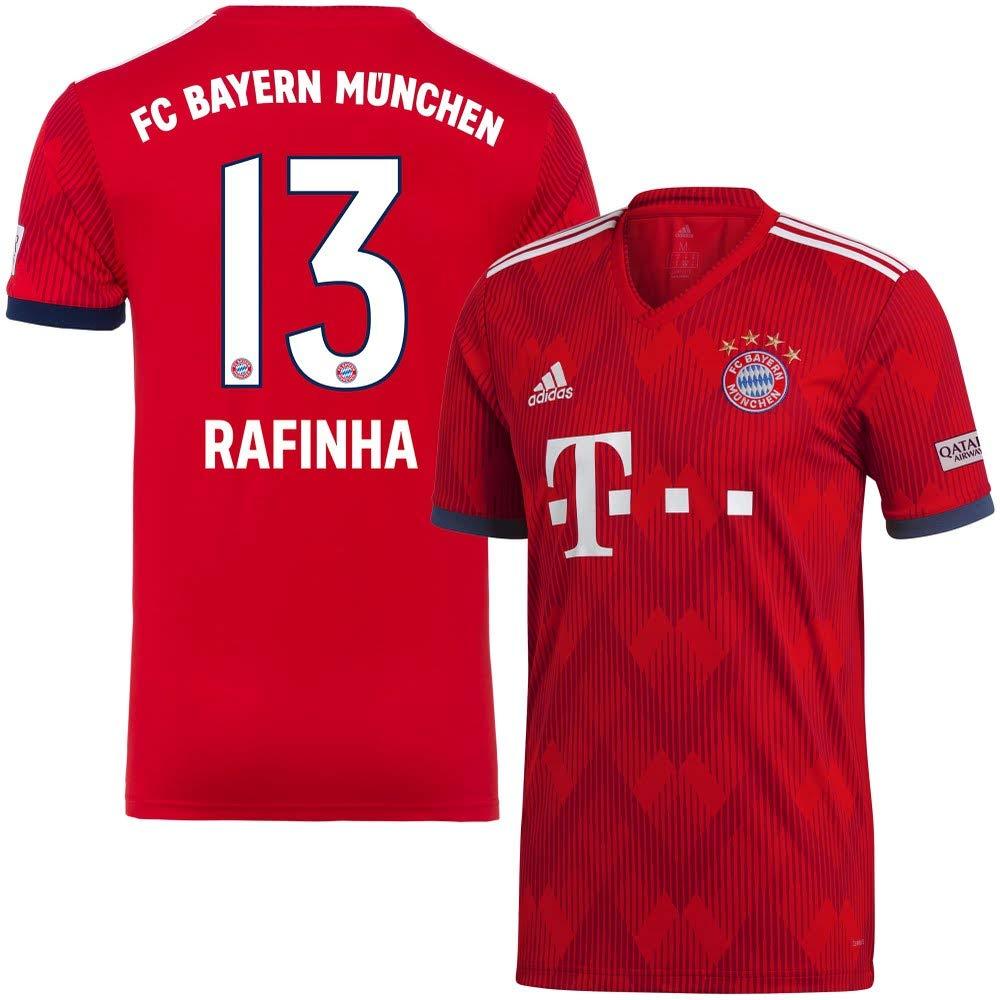 Bayern München Home Trikot 2018 2019 + Rafinha 13