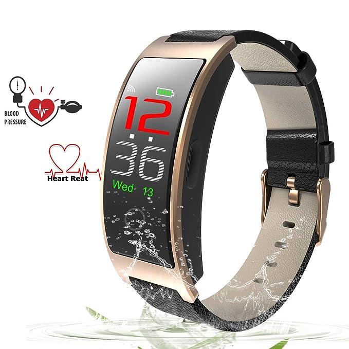 Amazon.com: Zeerkeer CK11C - Reloj inteligente con sensor de ...