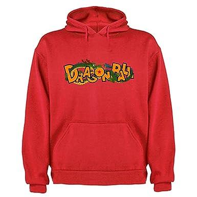 The Fan Tee Sudadera de NIÑOS Dragon Ball Son Goku Anime Akira Toriyama: Amazon.es: Ropa y accesorios