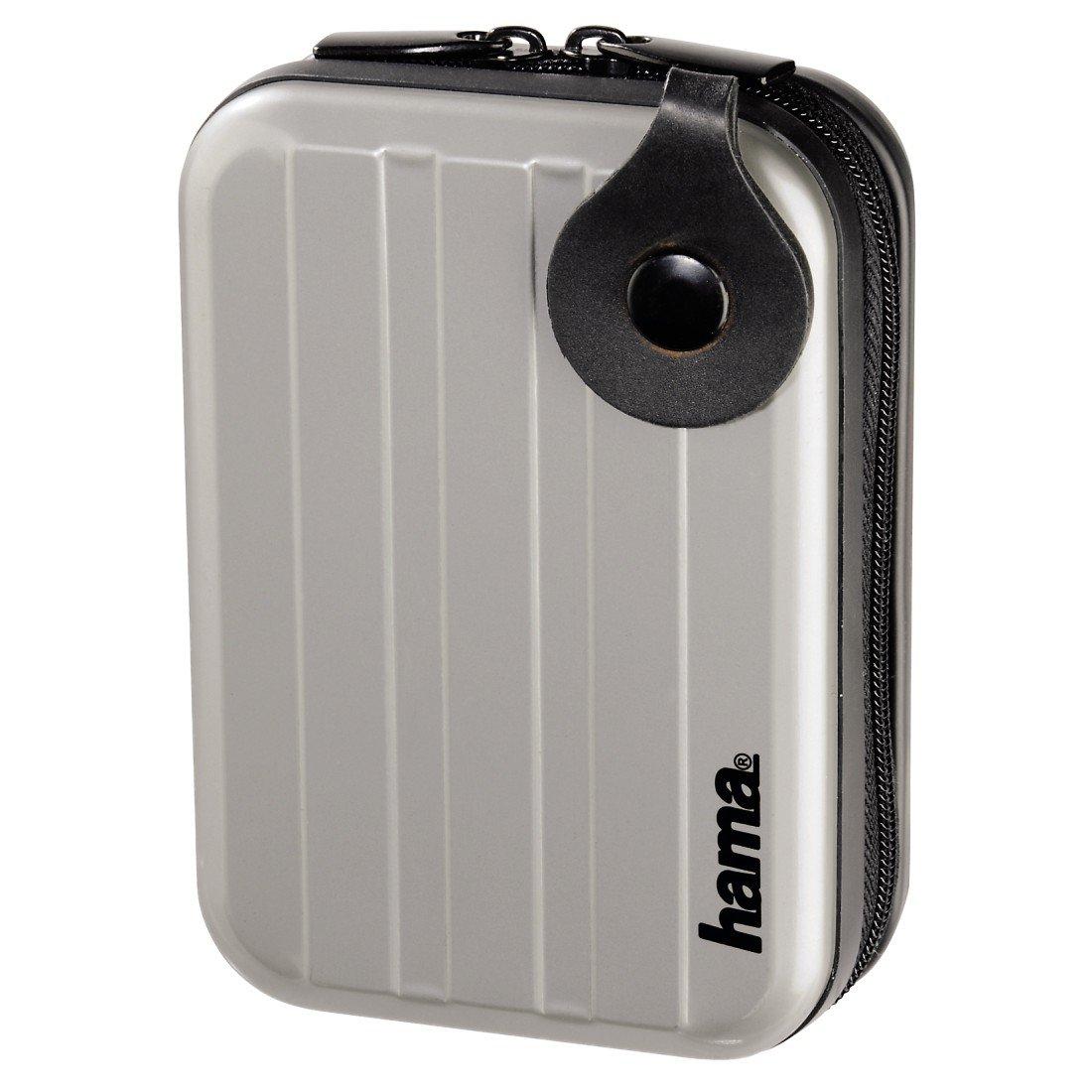 カメラ用ハマハードケースメタルスタイル60Hバッグ - グレー B005616H0A