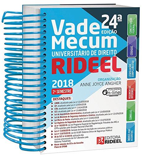 Vade Mecum Universitário de Direito