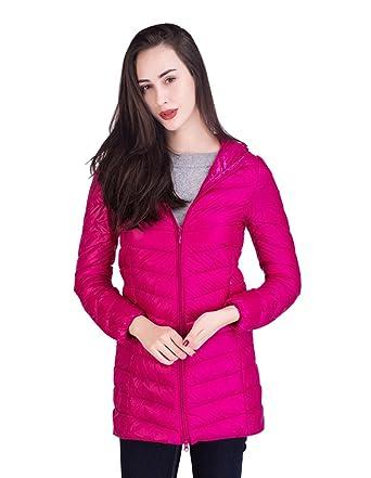 Chaude Zippé Veste Manteau Capuche Doudoune Légère Chengyang Avec IqwvEA1