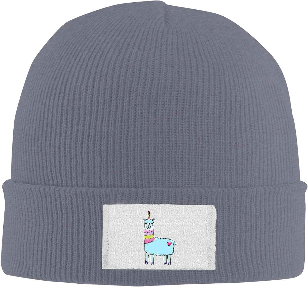 Z-YY Alpaca Unisex Winter Knitting Woolen Hat Warm Cap