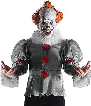 Rubies Masquerade Adut New Pennywise It Clown Disfraz de Lujo Std ...