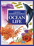 img - for Mysteries and Marvels of Ocean Life (Usborne Mysteries & Marvels) book / textbook / text book