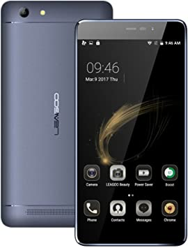 Smartphone Libre,LEAGOO Shark5000 Telefonos Moviles Libres Android ...