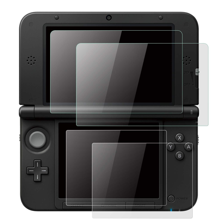 OOTSR (2 Juegos) Protector de Pantalla Compatible con Nintendo 3DS ...