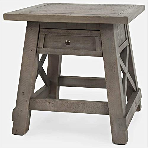 Jofran Outer Banks End USB Charging Station Table
