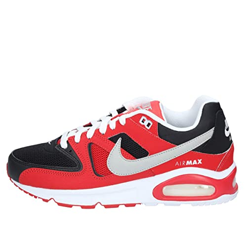 nike air max command chaussures en cuir blanc
