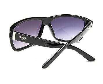 Wkaijc Retro Mode Männer Und Frauen Große Kiste Personalisierte Bequem Hoch Entwickelt Sonnenbrillen Sonnenbrillen ,C