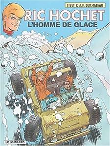 """Afficher """"Ric Hochet n° 69 L'homme de glace"""""""