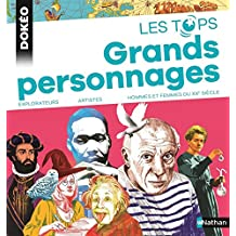 Grands personnages - Dès 9 ans (TOP DOKEO) (French Edition)