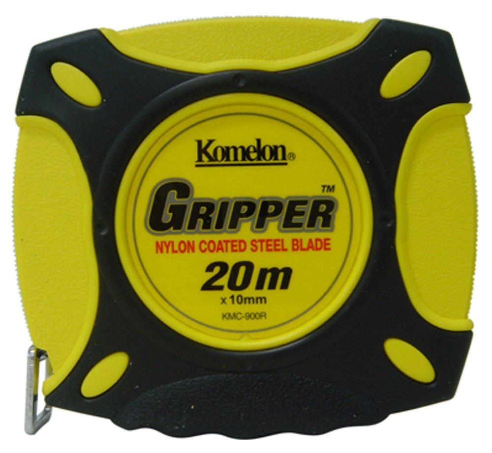 コメロン 鋼製巻尺 グリッパー(KMC-900R)20m