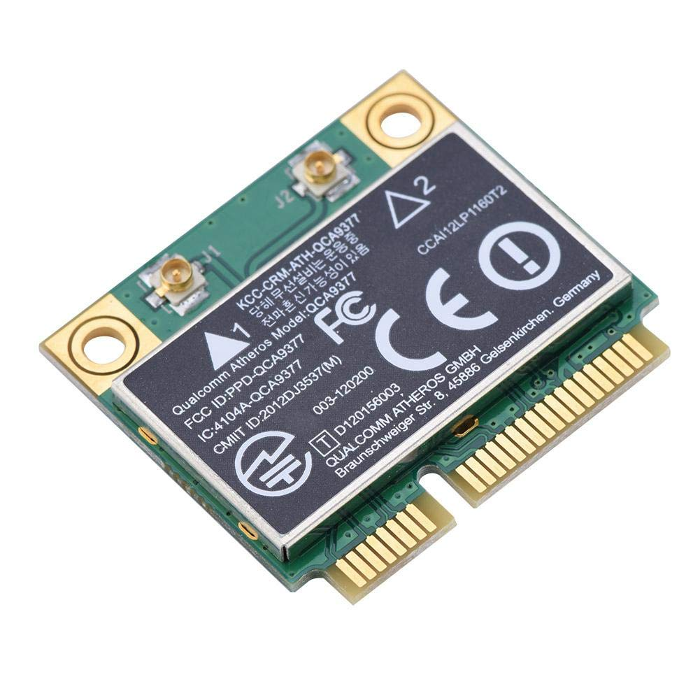 Tarjeta De Red Acogedor Dual Band 2.4g / 5ghz, 433mbps Wifi Wireless Card-pci-e Interface, Compatible Para Windows 7/10-