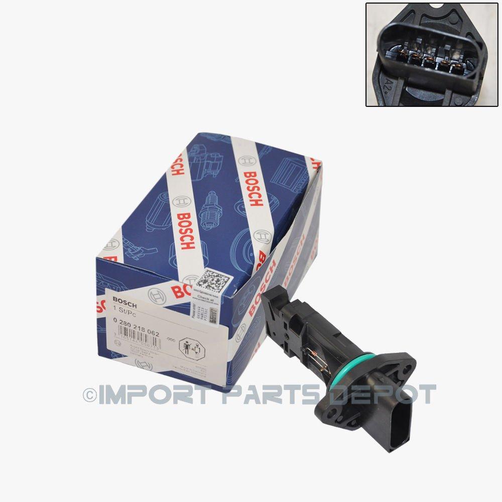 BMW masa flujo de aire sensor Bosch OEM 0280218062/13627839014 M3 M5 M6 Z3 Z4: Amazon.es: Coche y moto