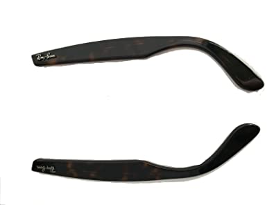 5b38c321e31 Image Unavailable. Image not available for. Color  Brown Replacement Temples  (arms) Ray-ban Rb 2140 902 150mm +ShadesDaddy Glasses