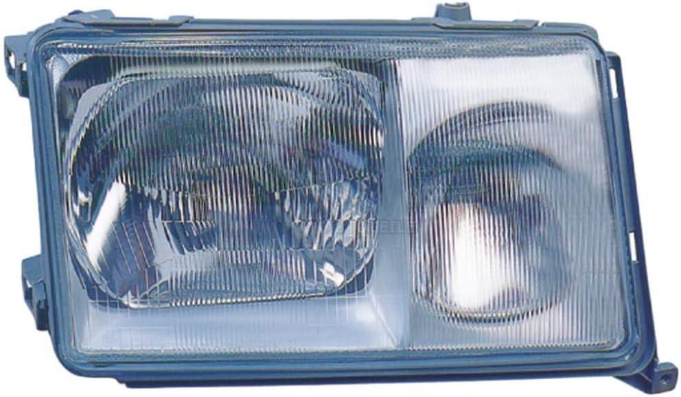 Halogen Scheinwerfer Set H4//H3 f/ür Saloon inklusive OSRAM Lampen