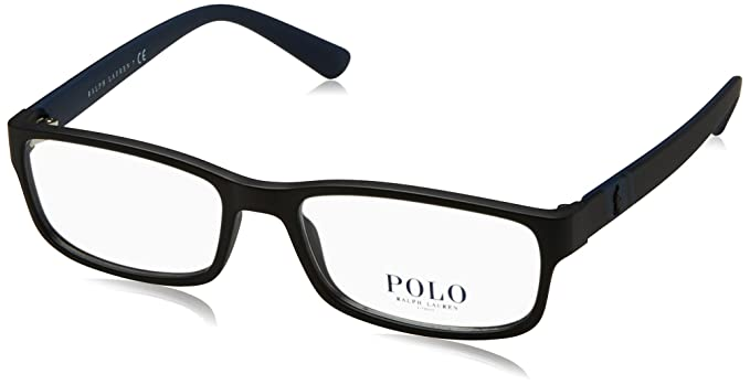 cc1fc794b87c Polo Ralph Lauren - PH 2154, Geometric, propionate, men, MATTE BLACK ...